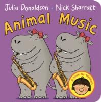 animal music board