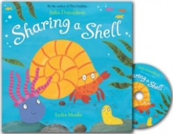 sharing shell with cd