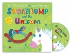 unicorn with cd