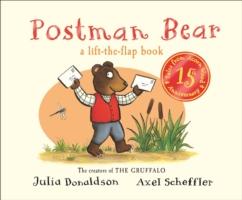 postman bear 15th