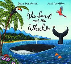 Snail and the Whale – hardback edition