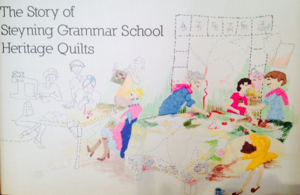 The Story of Steyning Grammar School Heritage Quilts