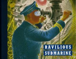 Submarine – Ravilious in Pictures