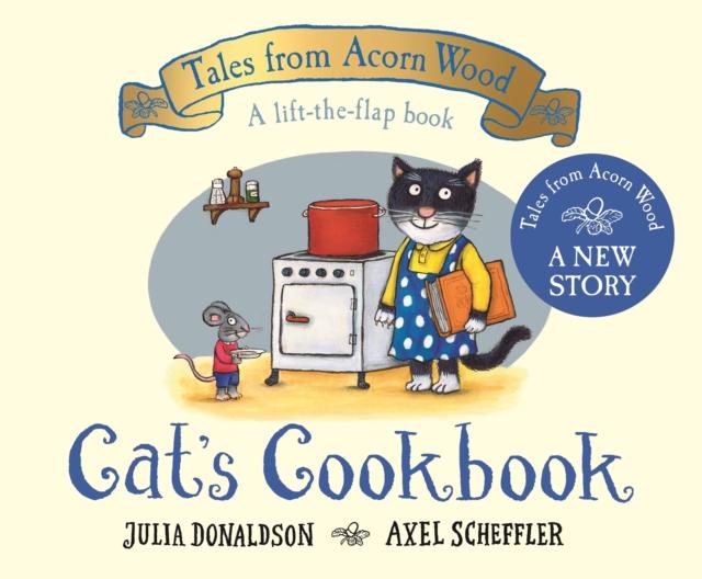 Cat's Cookbook Published 29 Apr 2021