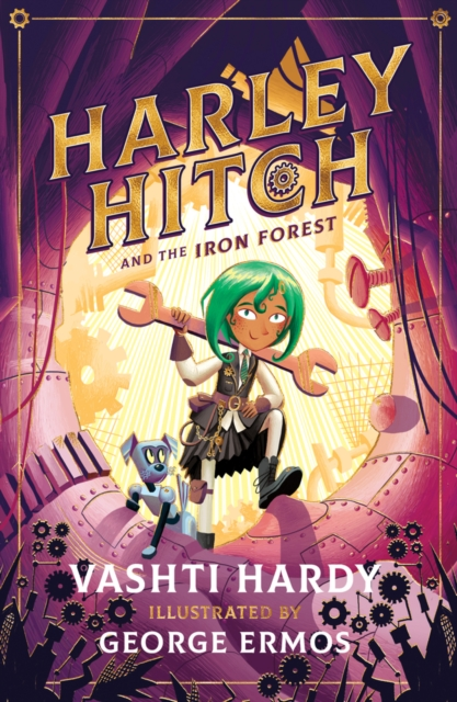 Harley Hitch & the Iron Forest