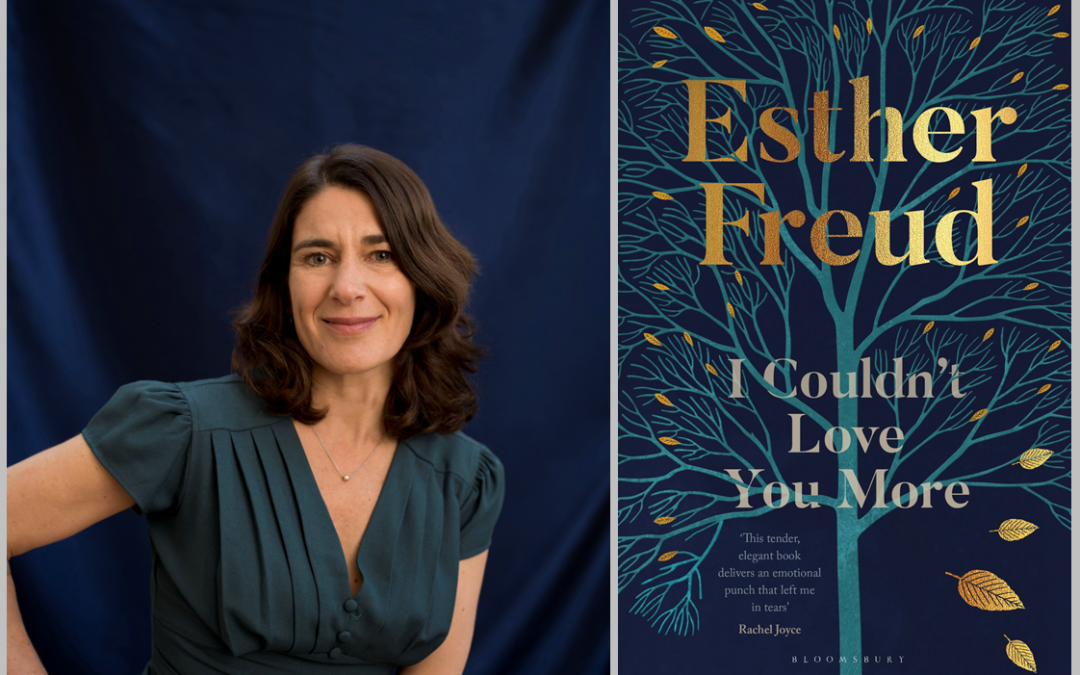 An Online Evening with Esther Freud