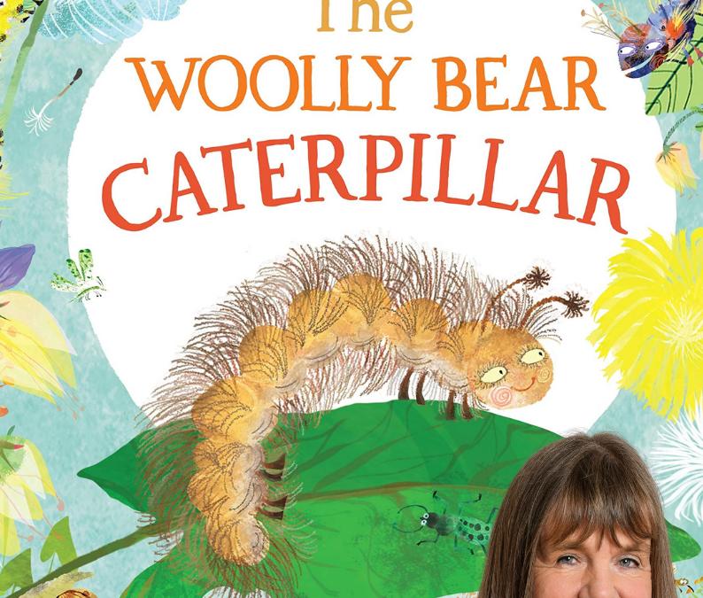 'Woolly Bear Caterpillar' Book-Signing with Julia Donaldson