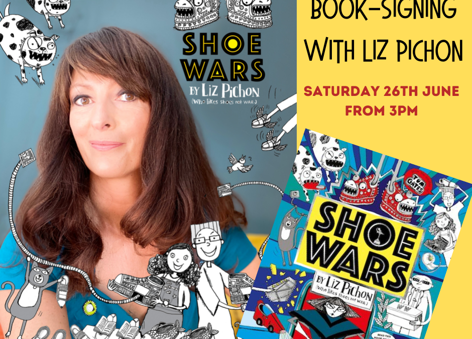 Book-Signing with LIZ PICHON