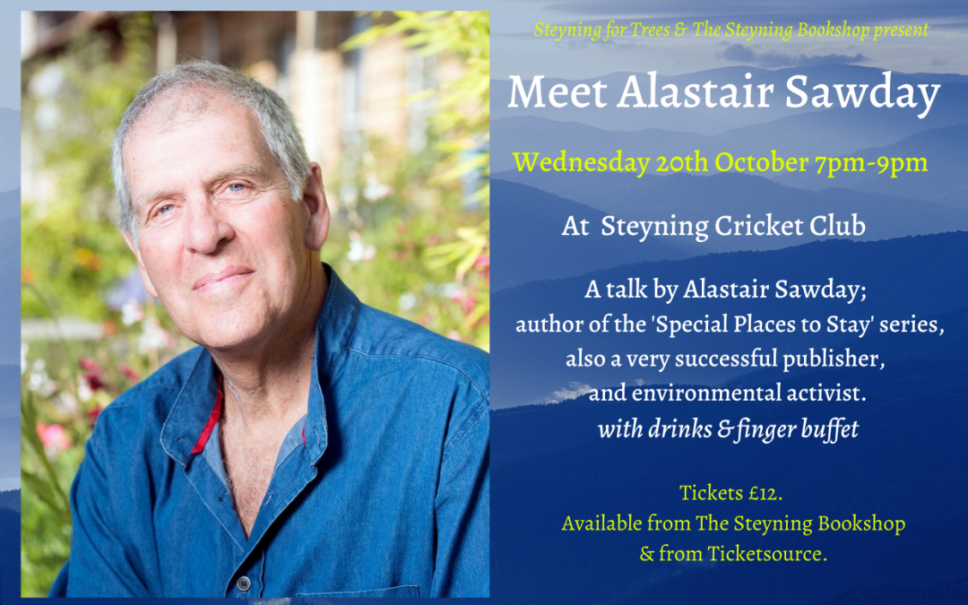 An Evening with Alastair Sawday