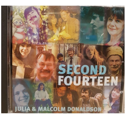 Second Fourteen CD