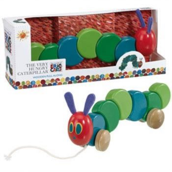 Very Hungry Caterpillar Roll Along