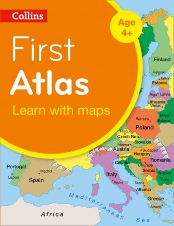 Collins First Atlas