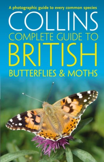 Collins Complete Guides : British Butterflies and Moths