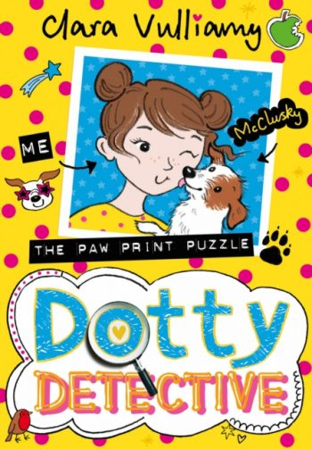 Dotty Detective and the Paw Print Puzzle