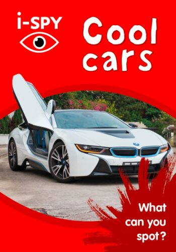 i-Spy Cool Cars : What Can You Spot?