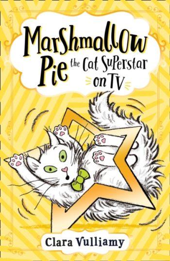 Marshmallow Pie The Cat Superstar On TV : 2
