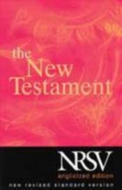 Bible : NRSV New Testament Pocket Edition