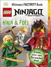 LEGO NINJAGO Ninja & Foes Ultimate Factivity Book