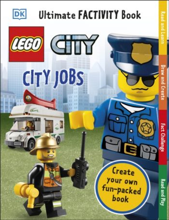 LEGO City City Jobs Ultimate Factivity Book
