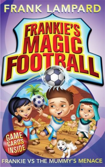 Frankie's Magic Football: Frankie vs The Mummy's Menace : Book 4
