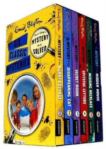 Enid Blyton Classic Mysteries