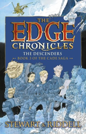 The Edge Chronicles 13: The Descenders : Third Book of Cade