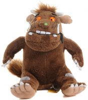 GRUFFALO SITTING 7  SOFT TOY