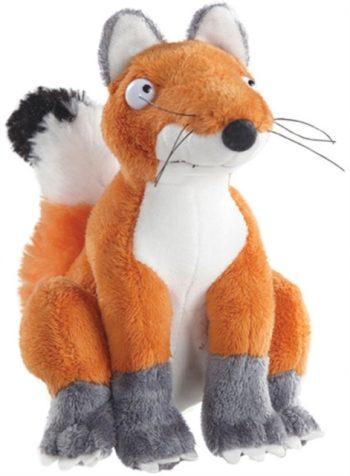 GRUFFALO FOX 7 INCH SOFT TOY