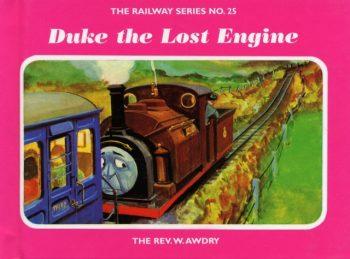 The Railway Series No. 25: Duke the Lost Engine
