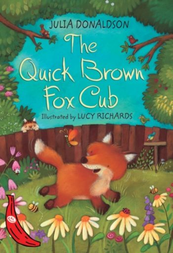 The Quick Brown Fox Cub : Red Banana