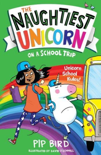 The Naughtiest Unicorn on a School Trip