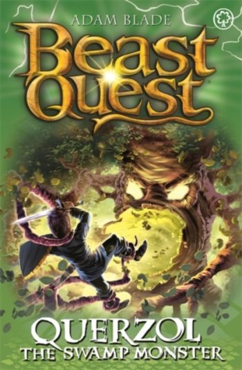 Beast Quest: Querzol the Swamp Monster : Series 23 Book 1