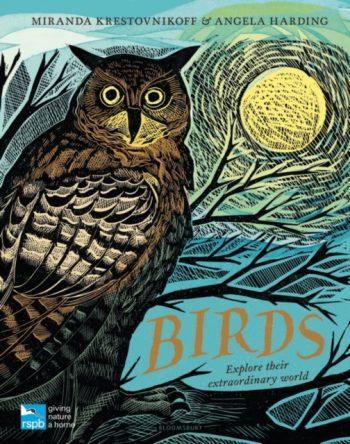 RSPB Birds : Explore their extraordinary world