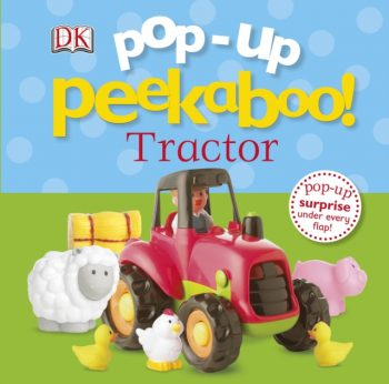 Pop-Up Peekaboo! Tractor