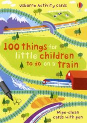 100 Things for Little Children to Do on a Train