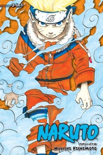 Naruto 3-in-1 Edition : No. 1
