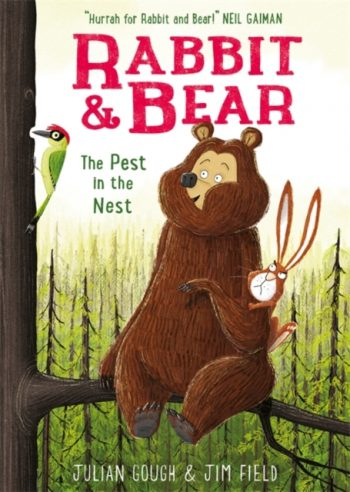 Rabbit and Bear: The Pest in the Nest : Book 2