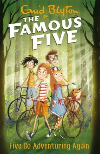 Famous Five: Five Go Adventuring Again : Book 2
