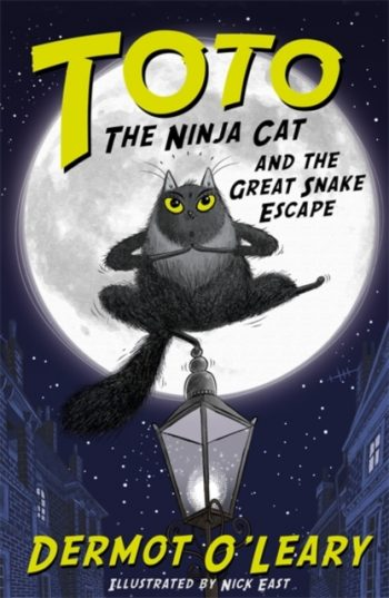 Toto the Ninja Cat and the Great Snake Escape : Book 1