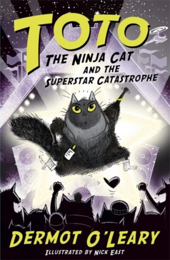 Toto the Ninja Cat and the Superstar Catastrophe : Book 3