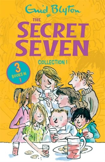The Secret Seven Collection 1 : Books 1-3