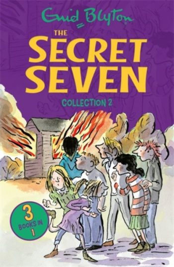 The Secret Seven Collection 2 : Books 4-6