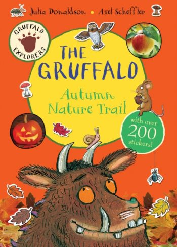 Gruffalo Explorers : The Gruffalo Autumn Nature Trail