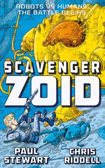 Scavenger: Zoid : Zoid Part 1