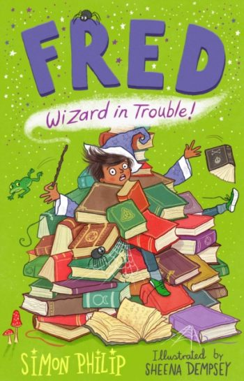 Fred: Wizard in Trouble