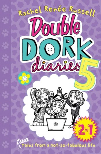 Double Dork Diaries #5 : Drama Queen and Puppy Love