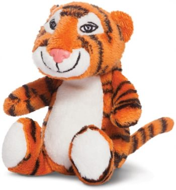 TIGER WHO CAME TO TEA BUDDIES 6 INCH SOF