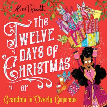 TWELVE DAYS OF CHRISTMAS SIGNED