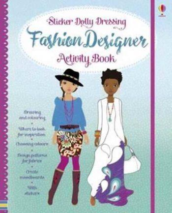 Sticker Dolly Dressing Fashion Activity Book