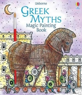 Magic Painting Greek Myths